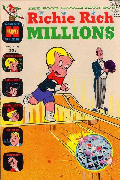 Richie Rich Millions Vol 1 38
