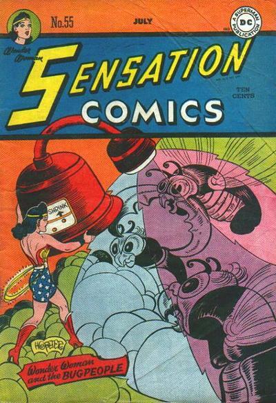 Sensation Comics Vol 1 55