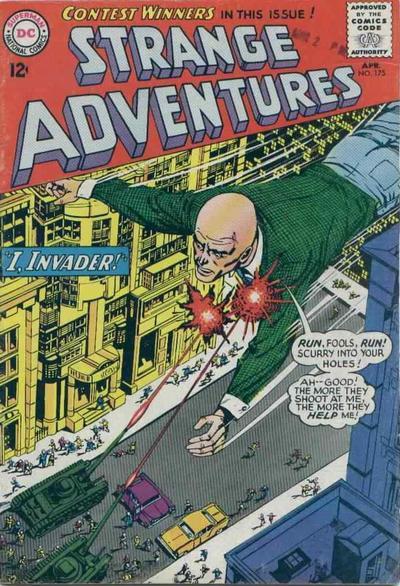 Strange Adventures Vol 1 175