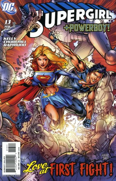 Supergirl Vol 5 13