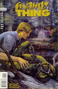 Swamp Thing Vol 2 156