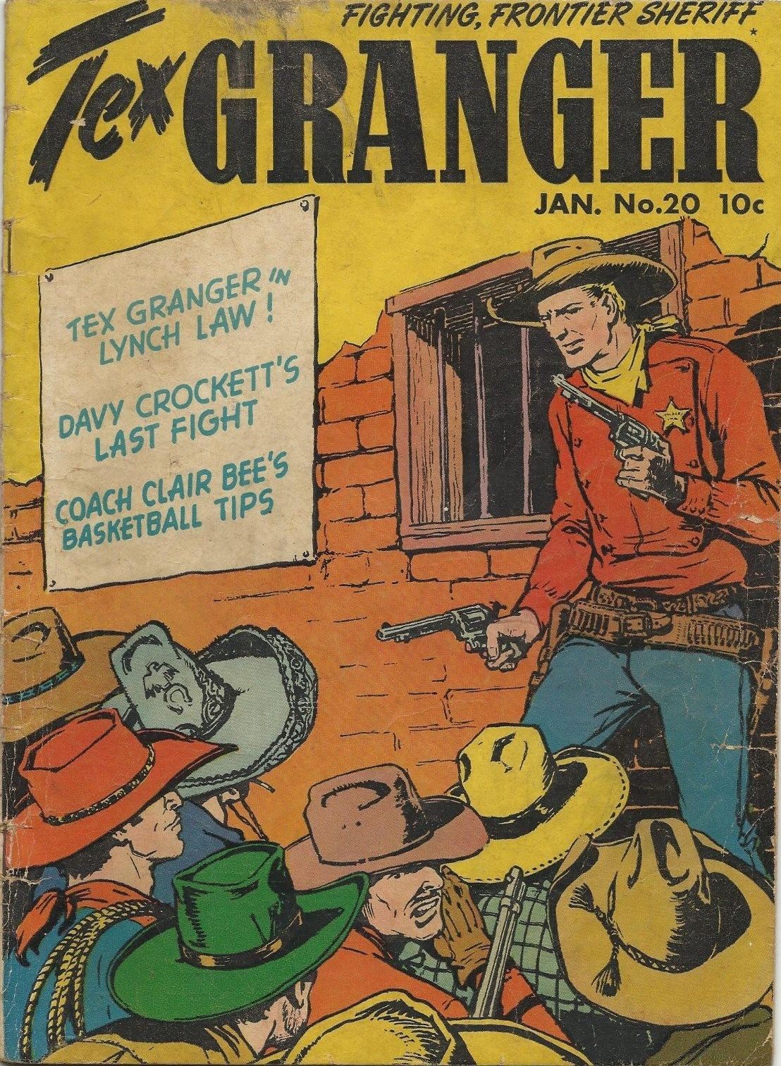Tex Granger Vol 1 20