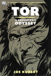 Cover for the Tor: A Prehistoric Odyssey Trade Paperback