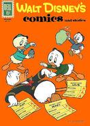 Walt Disney's Comics and Stories Vol 1 255