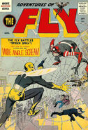 Adventures of the Fly Vol 1 1