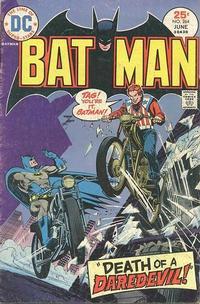 Batman Vol 1 264