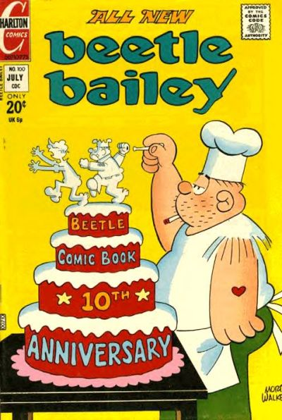 Beetle Bailey Vol 1 100