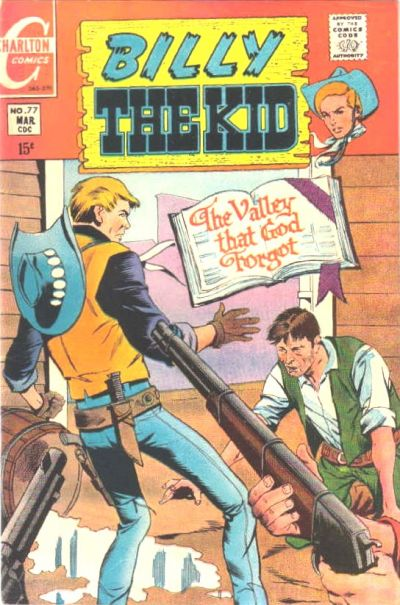 Billy the Kid Vol 1 77