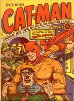 Cat-Man Comics Vol 1 20