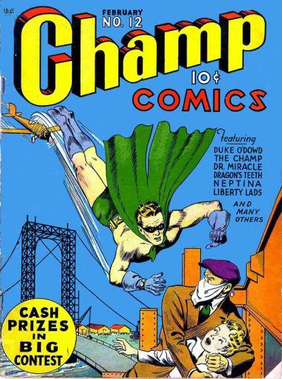 Champ Comics Vol 1 12