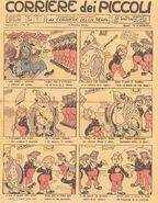 Corriere dei Piccoli Anno VI 9