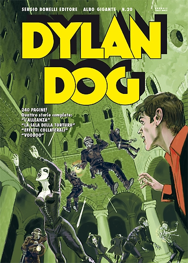 Dylan Dog Albo Gigante Vol 1 20