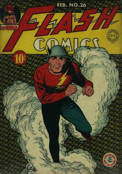Flash Comics Vol 1 26