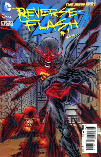 Flash Vol 4 23.2: Reverse-Flash