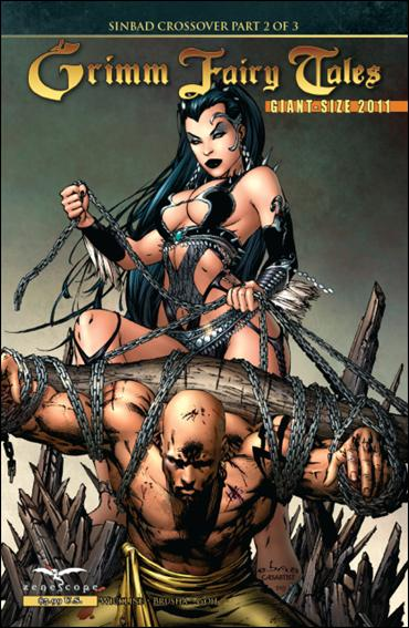 Grimm Fairy Tales Giant-Size Vol 1 2