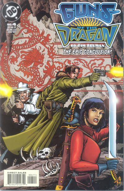 Guns of the Dragon Vol 1 4