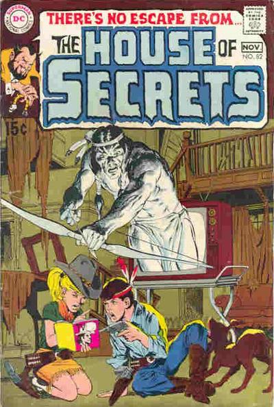 House of Secrets Vol 1 82