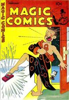 Magic Comics Vol 1 55