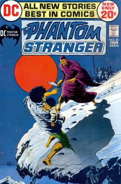 Phantom Stranger Vol 2 20