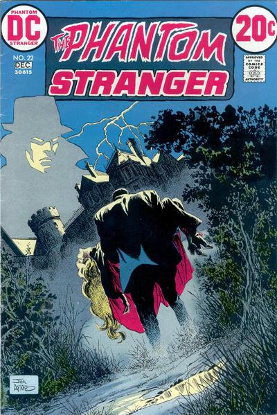 Phantom Stranger Vol 2 22