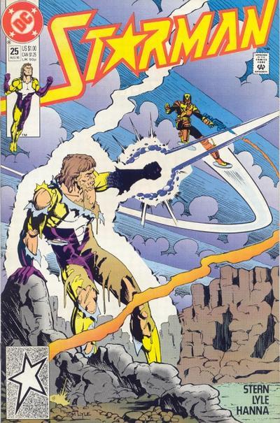 Starman Vol 1 25
