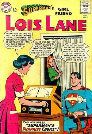 Superman's Girlfriend, Lois Lane Vol 1 44.jpg