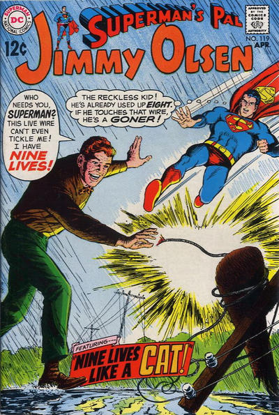 Superman's Pal, Jimmy Olsen Vol 1 119