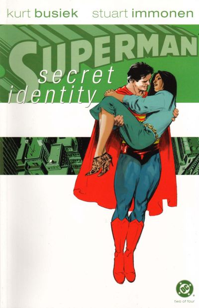 Superman: Secret Identity Vol 1 2