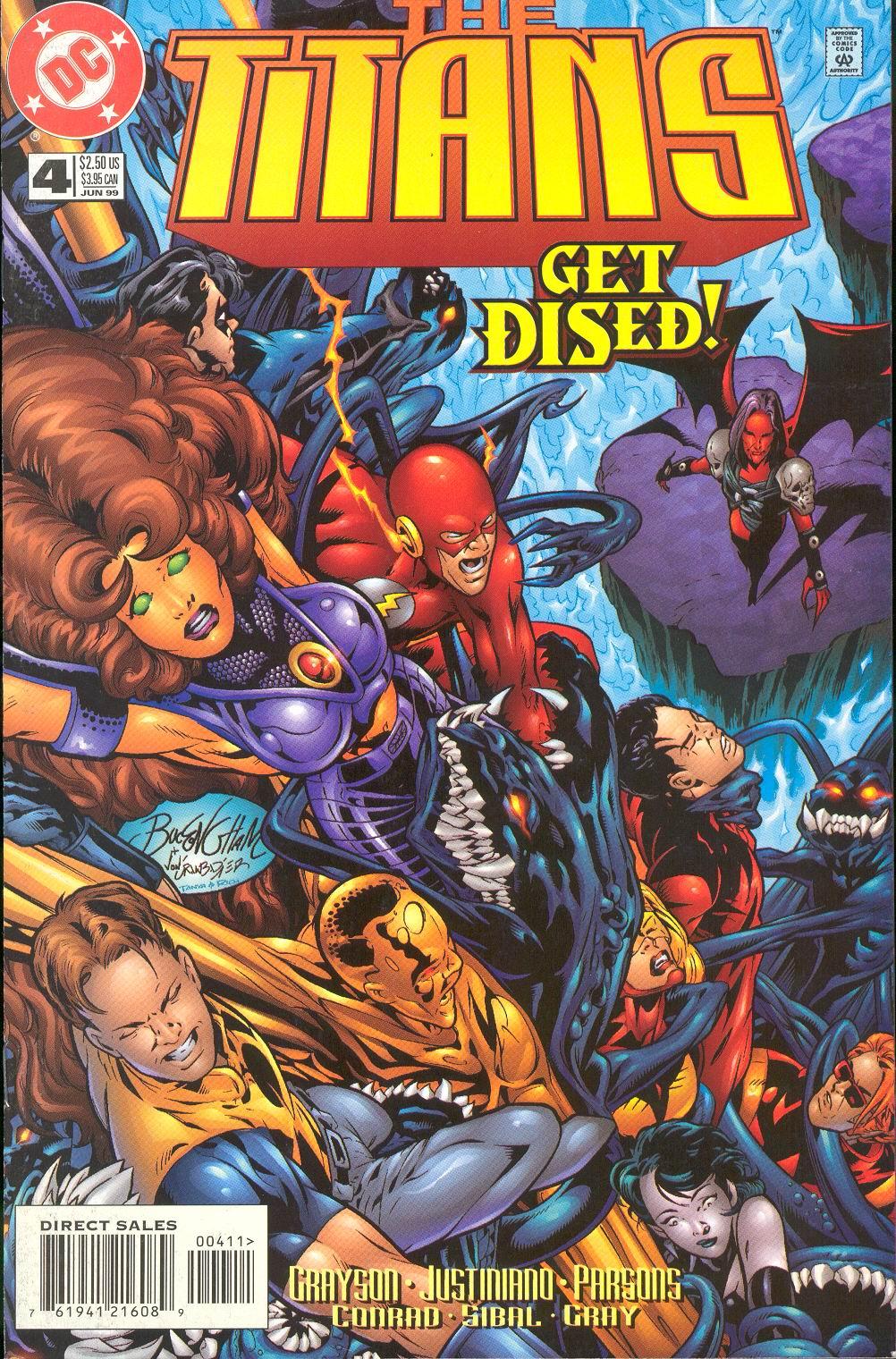 Titans Vol 1 4