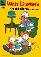 Walt Disney's Comics and Stories Vol 1 221
