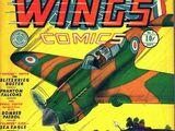 Wings Comics Vol 1