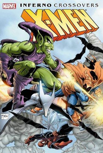X-Men: Inferno Crossovers TPB Vol 1 1