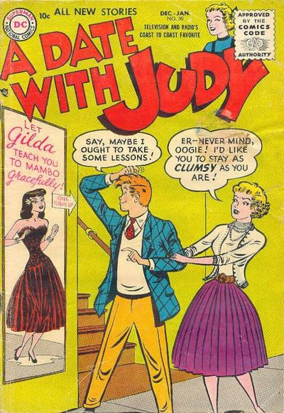 A Date With Judy Vol 1 50