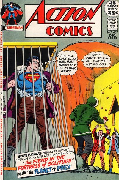 Action Comics Vol 1 407
