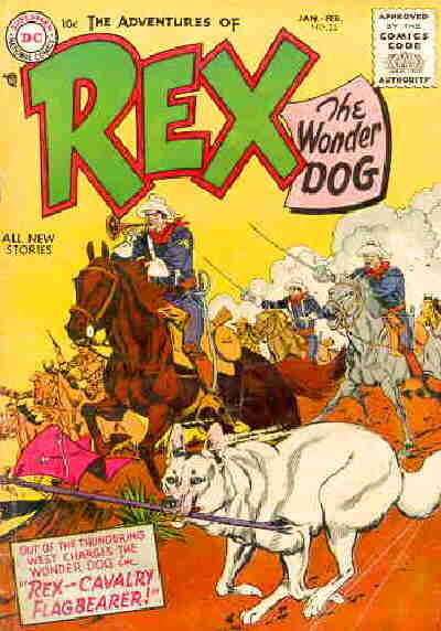 Adventures of Rex the Wonder Dog Vol 1 25