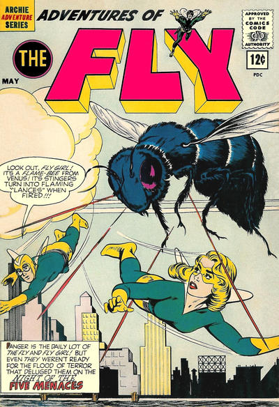 Adventures of the Fly Vol 1 19