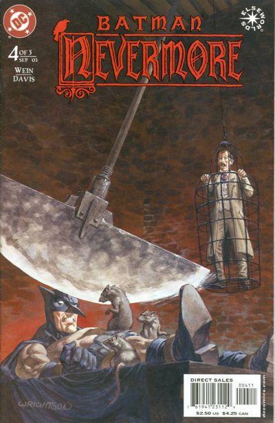 Batman: Nevermore Vol 1 4