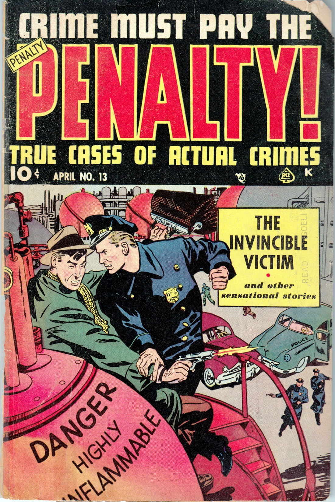 Crime Must Pay the Penalty Vol 2 13