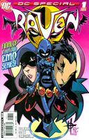 DC Special Raven Vol 1 1