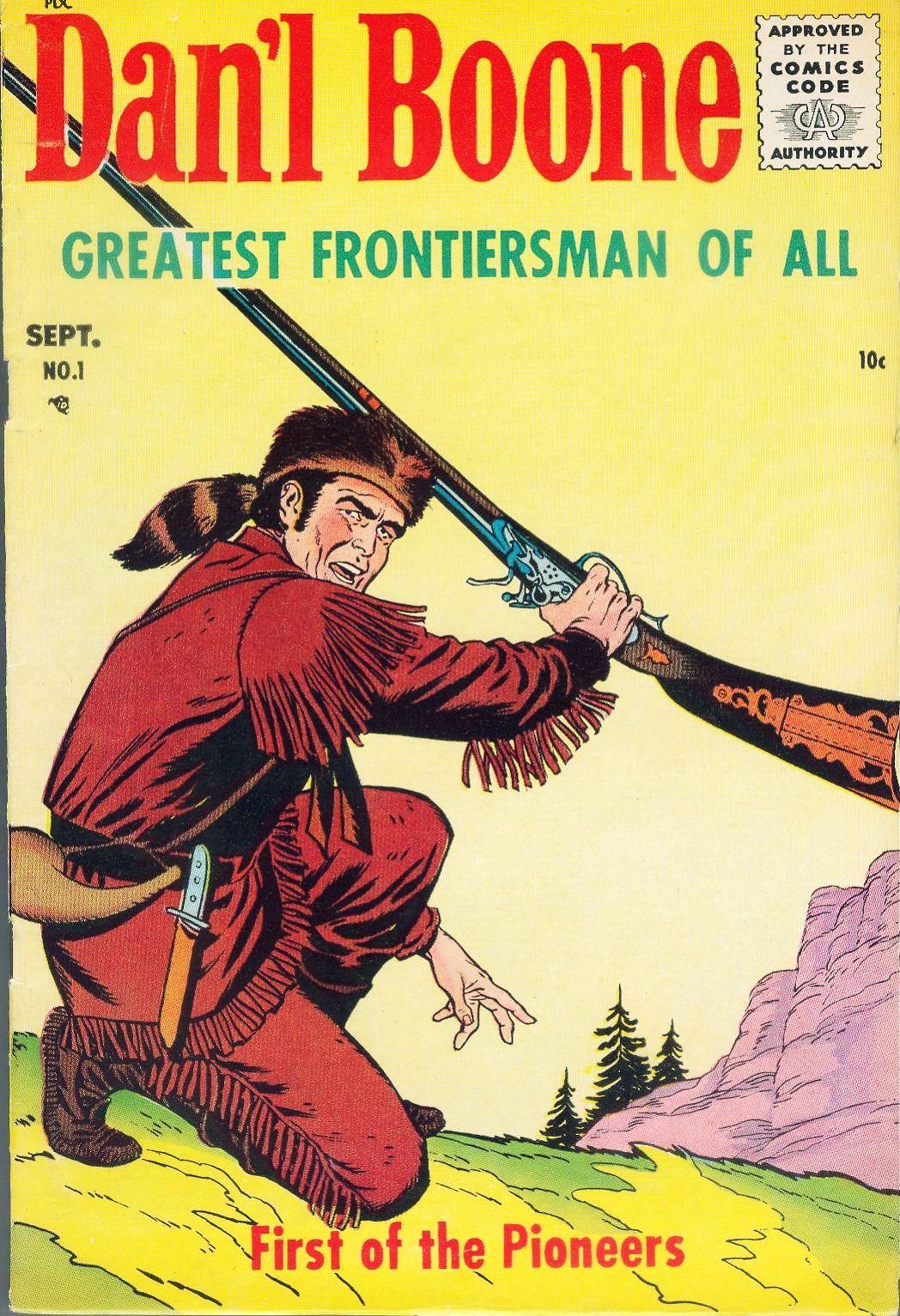 Dan'l Boone Vol 1