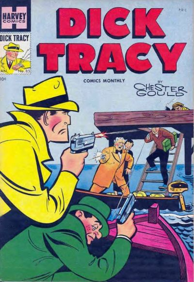 Dick Tracy Vol 1 83