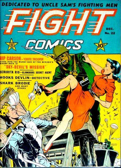 Fight Comics Vol 1 22
