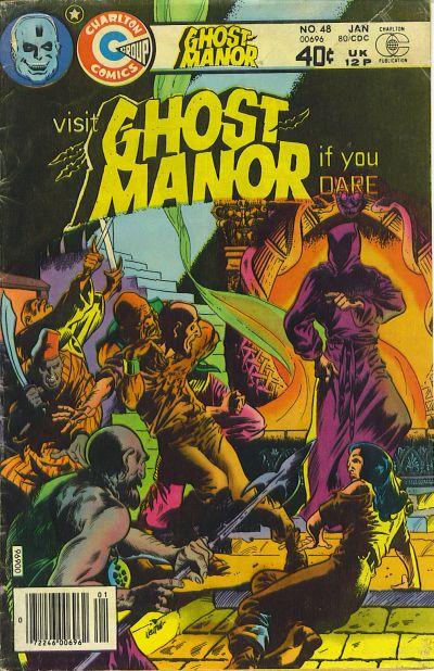 Ghost Manor Vol 2 48