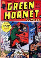 Green Hornet Comics Vol 1 16