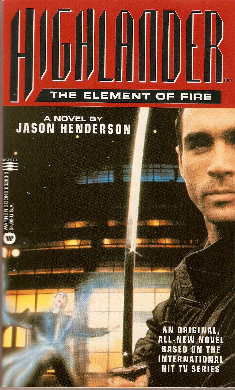Highlander: The Element of Fire