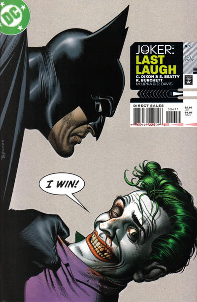 Joker: Last Laugh Vol 1 6