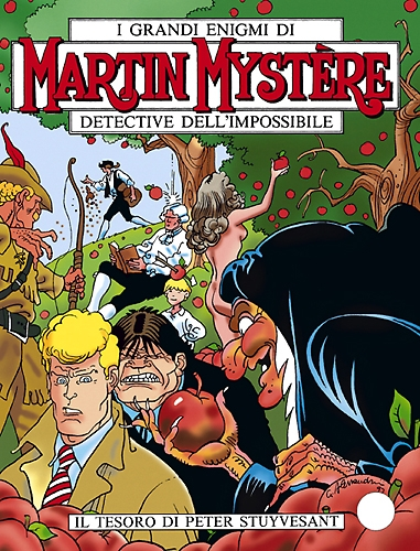 Martin Mystère Vol 1 184