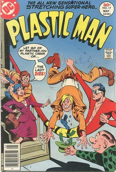 Plastic Man Vol 2 17
