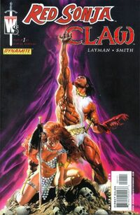 Red Sonja Claw Vol 1 1.jpg