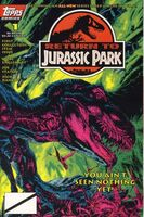 Return to Jurassic Park Vol 1 1